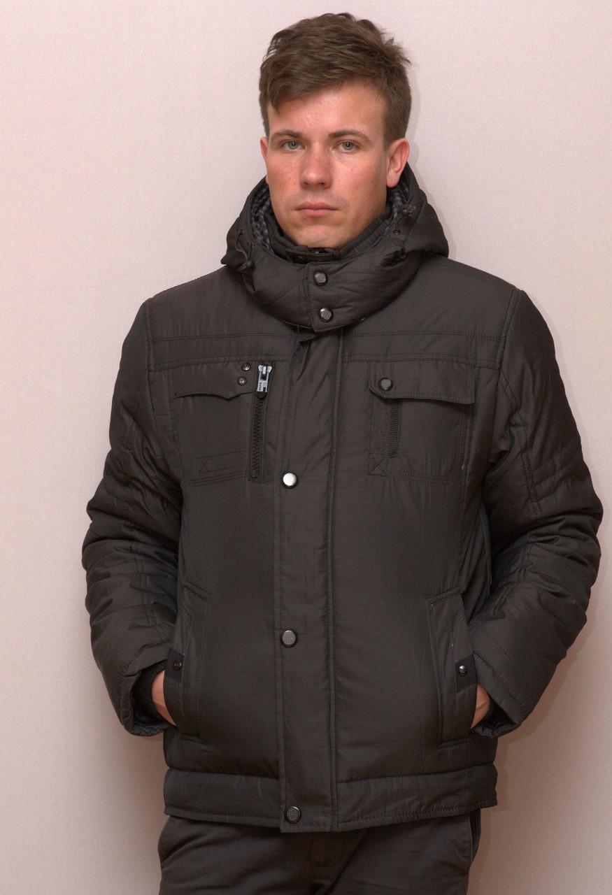 Куртка мужская зимняя BLACK CYCLONE