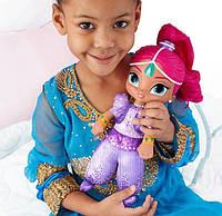 Говорящая Плюшевая кукла Шиммер  - Мерцание и Блеск/ Shimmer and Shine (Никелодеон), фото 1