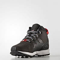 Детские зимние кроссовки adidas ZX Flux 5/8 Trail C (АРТИКУЛ:S76267)