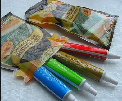 Гелевые карандаши Парфе 4 шт.