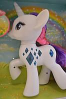 Музыкальная Пони с заколочками/ My Little Pony (20 см)