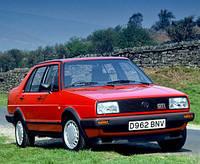 Лобовое стекло на Volkswagen Jetta 1983-91 г.в.