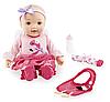 Большая кукла в комплекте  с одеждой и аксессуарами You & Me 16 inch Playful Baby Doll