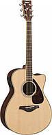 Электроакустическая гитара YAMAHA FSX730SC