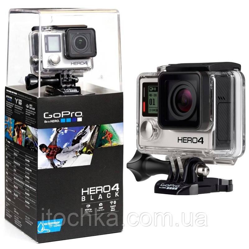 GoPro HERO4 Black STANDARD (CHDHX-401)