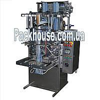Автомат для изготовления пакета подушка, пакета с фальцами AF50