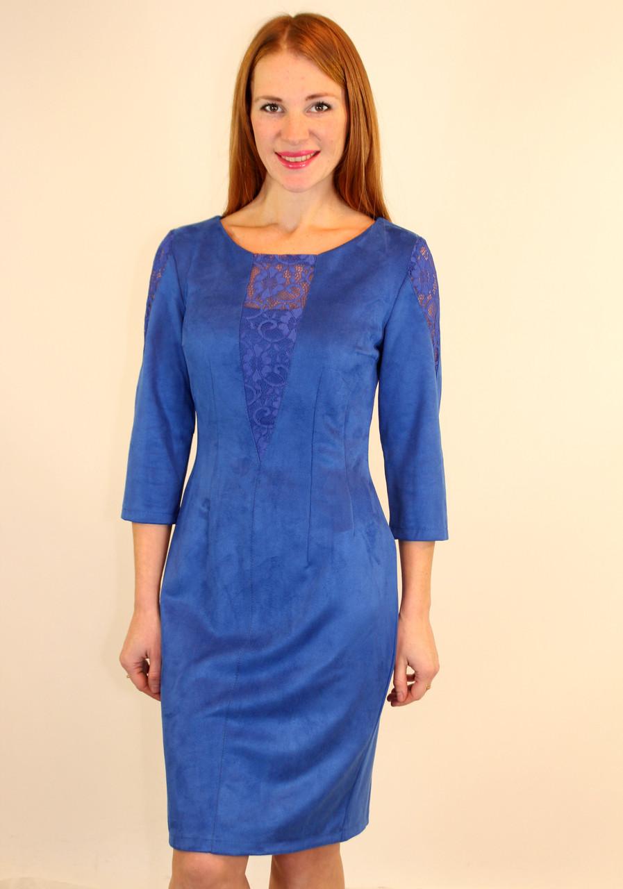 Вечернее платье футляр 44-50 р ( красный, черный,  электрик, синий )