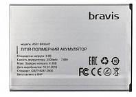 АКБ Оригинальный аккумулятор, батарея Bravis Bright A501  ORIGINAL
