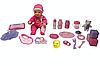 Большой пупс в комплекте с аксессуарами You & Me 14 inch Baby Doll Starter Kit- Caucasian