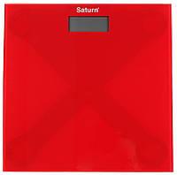 Напольные весы SATURN ST-PS0294 Red