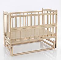 Кроватка детская деревянная №4
