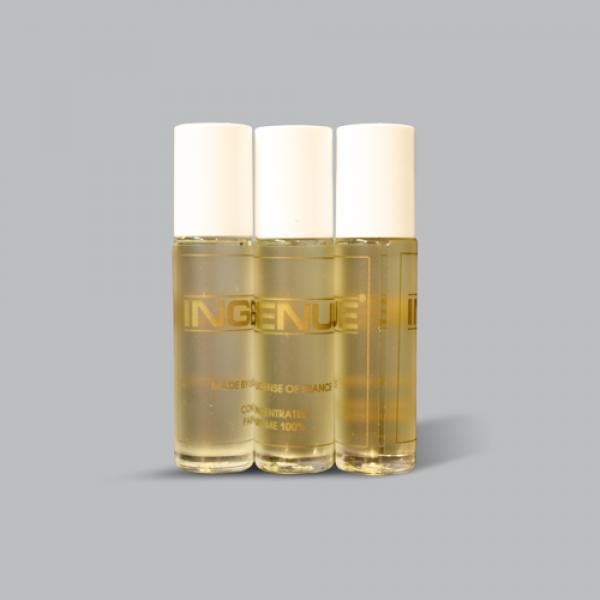 Jacques Bogart Silver Scent 10ml - Парфюмерное масло
