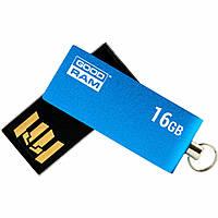 USB-накопитель 16GB Goodram UCU2 Cube Blue USB 2.0