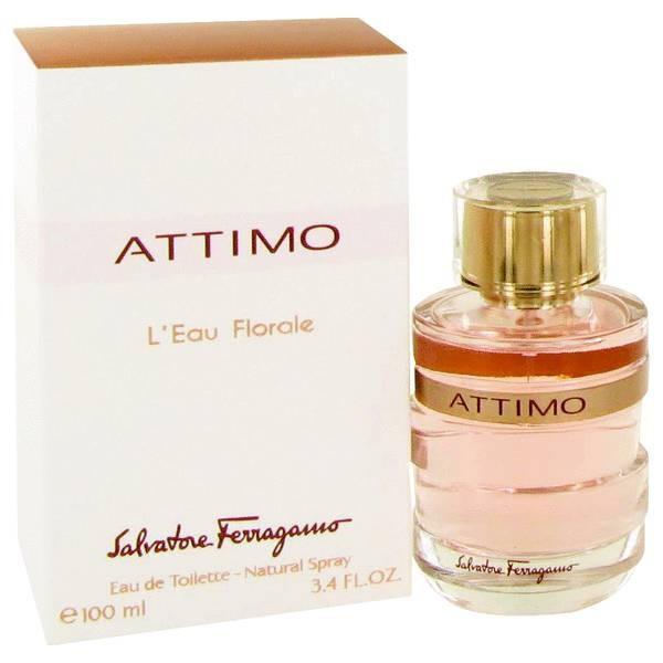 Salvatore Ferragamo Attimo L`eau Florale edt 50ml