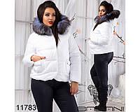 Куртка с мехом - 11783