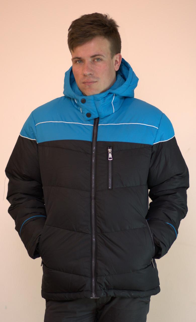 Куртка мужская зимняя Германия на тинсулейте BRAGGART