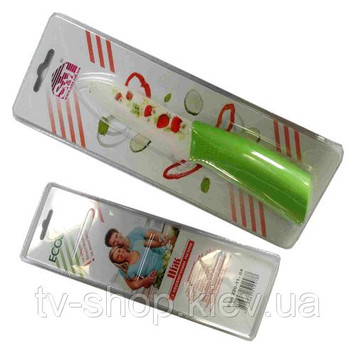 Нож с керамическим лезвием Клубничка