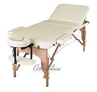 Трисекційний дерев'яний складаний стіл DEN Comfort (Art of Choice), фото 1