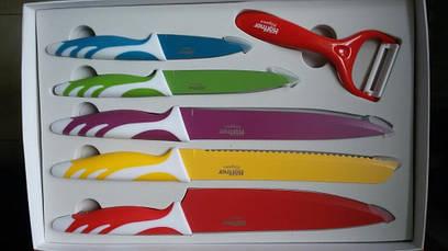 Набор кухонных ножей Hoffner