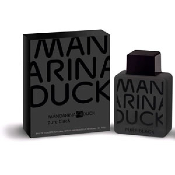 Mandarina Duck Black edt 100ml (лиц.)