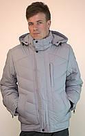 Куртка мужская зимняя модная на тинсулейте  BRAGGART