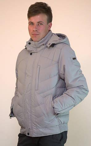 Куртка мужская зимняя модная на тинсулейте  BRAGGART, фото 2