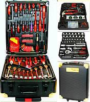 Набор инструментов Kraftroyal line 256 Gold Видео обзор