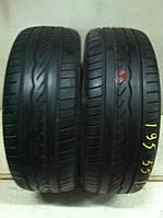Пара летних шин б/у Dunlop SP Sport 01 A 195/55/15