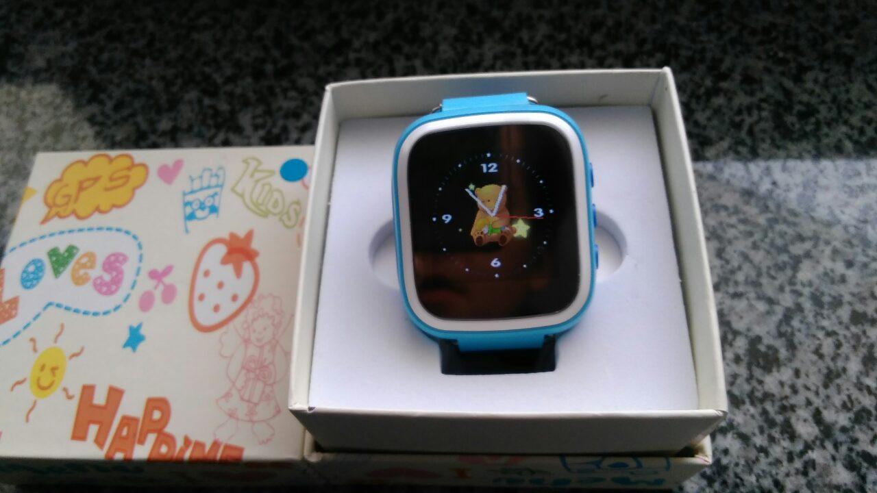 Детские умные часы оригинал Smart Baby Watch Q80 с GPS - Интернет-магазин