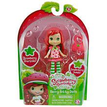 Куклы и пупсы «Шарлотта Земляничка» (12261) Земляничка, 8 см (с ароматом)