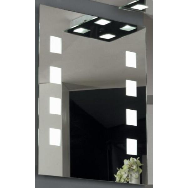 Світильник-дзеркало настінний LUSSOLE BREZZA LSA-2910-02