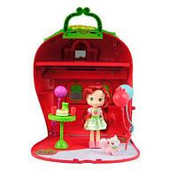 Куклы и пупсы «Шарлотта Земляничка» (12267N) игровой набор Ягодный домик