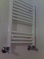 Установка, замена полотенцесушителей