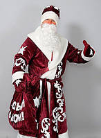 Новогодние костюмы для взрослых. Новогодний костюм Деда Мороза. Дед Мороз новогодний костюм.
