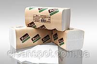 Полотенца бумажные V Standart белые 2-шар 160шт Eco Point, фото 4