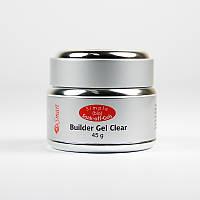 Био-гель-лак Smart 45 гр Builder gel Clear