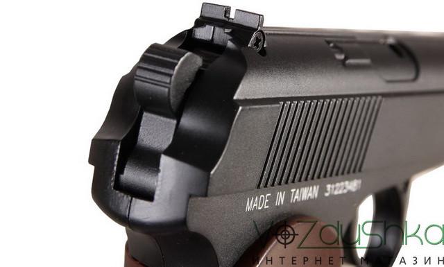 пневматический пистолет sas макаров