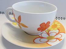 Набор чашек с блюдцами для чая Allure Оазис