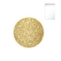 Сахарный песок для ногтей №09 (светлое золото)