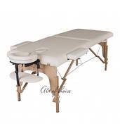 Двосекційний дерев'яний складаний стіл TEO (Art of Choice)