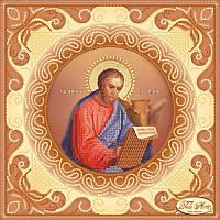 Схема для вышивания бисером Tela Artis Святой Апостол и Евангелист Лука ТИС-012