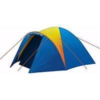 Палатка трехместная туристическая легкая