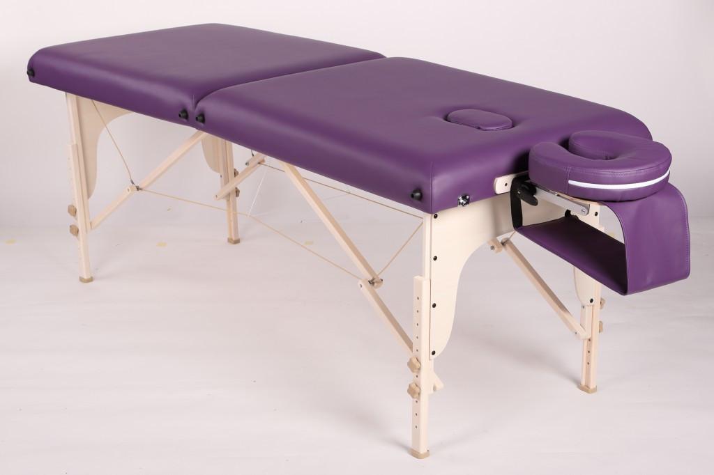 Двухсекционный деревянный складной стол TRIUMPH