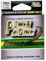 Шнур Haizhida Avantage Power Zone 50m 0,17 Dyneema 100%