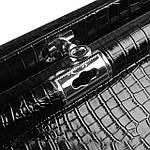 Кейс профессиональный со съемным органайзером, черный лаковый, фото 4