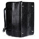 Кейс профессиональный со съемным органайзером, черный лаковый, фото 10