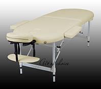 Двухсекционный алюминиевый складной стол TES (Art of Choice), фото 1
