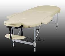 Двосекційний алюмінієвий складаний стіл TES (Art of Choice)
