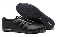 Демисезонные мужские кроссовки чёрные Adidas Porsche Design S3