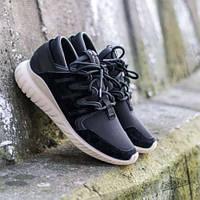 Спортивные кроссовки Adidas Tubular Black/Cream